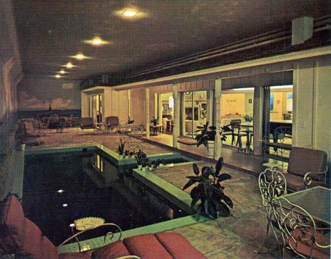 L'Underground home de 1964 (Crédits : Underground World Home Corp, Courtesy Bill Cotter)