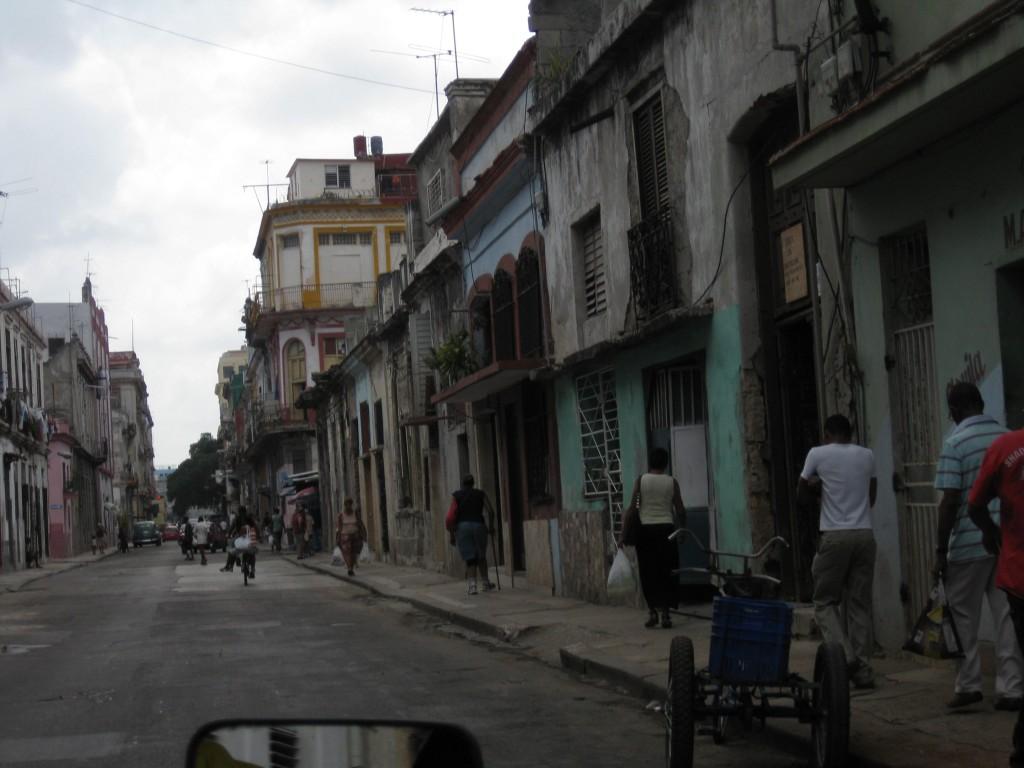 Rue de Centro Habana, juillet 2011 (photographie personnelle)