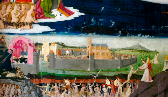 (Détail : Rome)