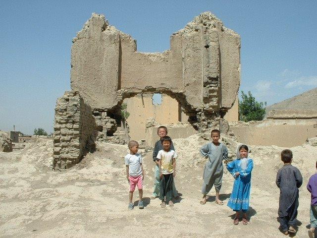 Kabul, vivre au milieu du risque (Groupe URD, 2002)