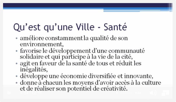 Capture d'écran du MOOC (Francou, 13 février 2014)