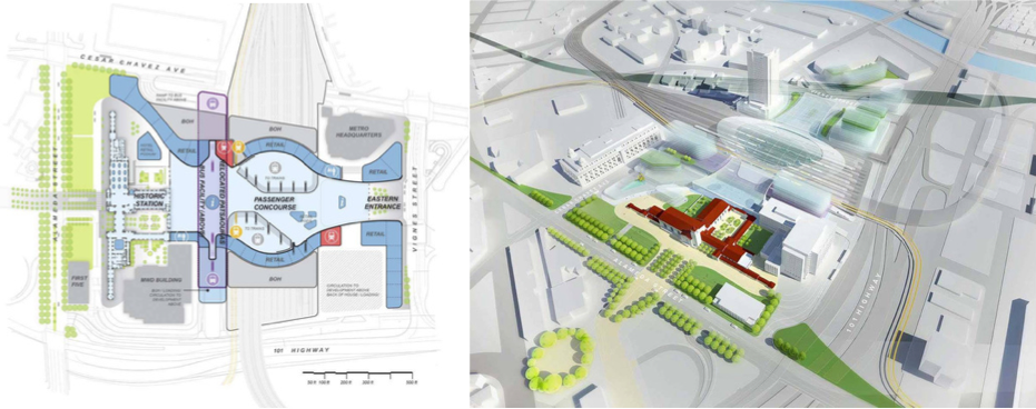 3. Le Master Plan d'Union Station (Metro, 2013)