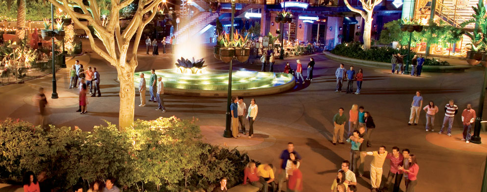 7. Downtown Disney à Anaheim (Disneyland Anaheim, 2014)