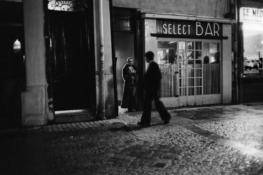 Rue des Lombards – Jane Evelyn Atwood (© Éditions Xavier Barral)