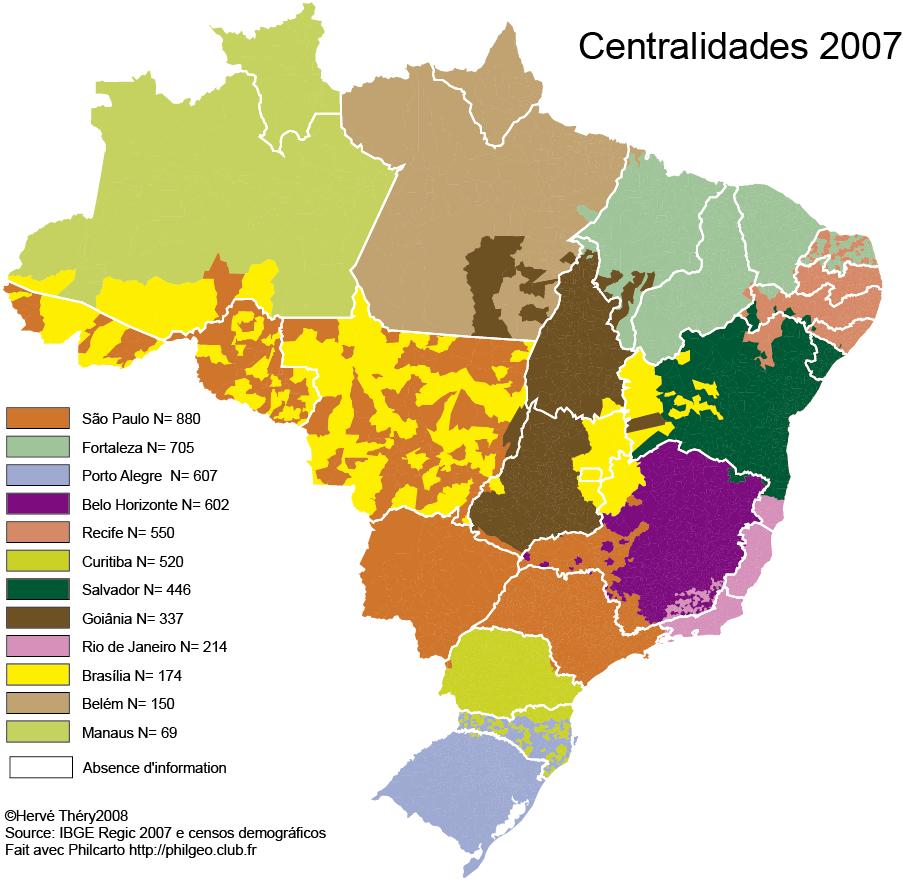 Centralites 2007