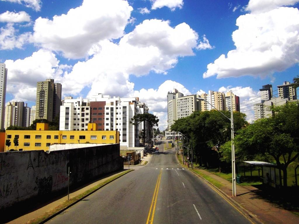 Curitiba, La Via del Sur, Décembre 2012