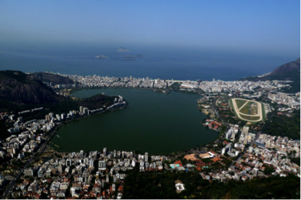 Zone Sud de Rio de Janeiro: la ville et son cadre naturel (Hermano Taruma, 2014)