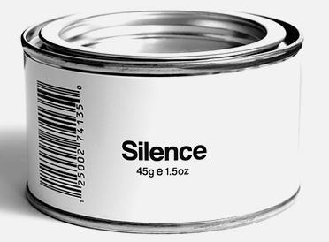 Le silence: nouveau luxe (Les pierrots de la nuit, 2014)