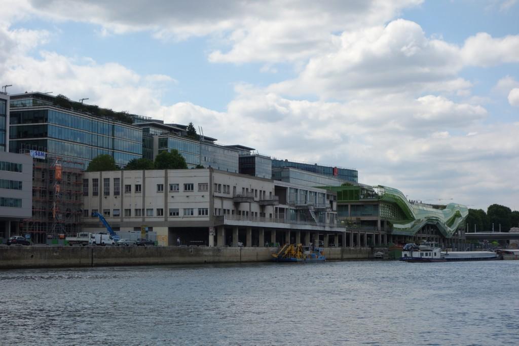 5. La reconversion des espaces portuaires: Les Docks, berges de la rive gauche (Jean Debrie, 25 juin 2014)