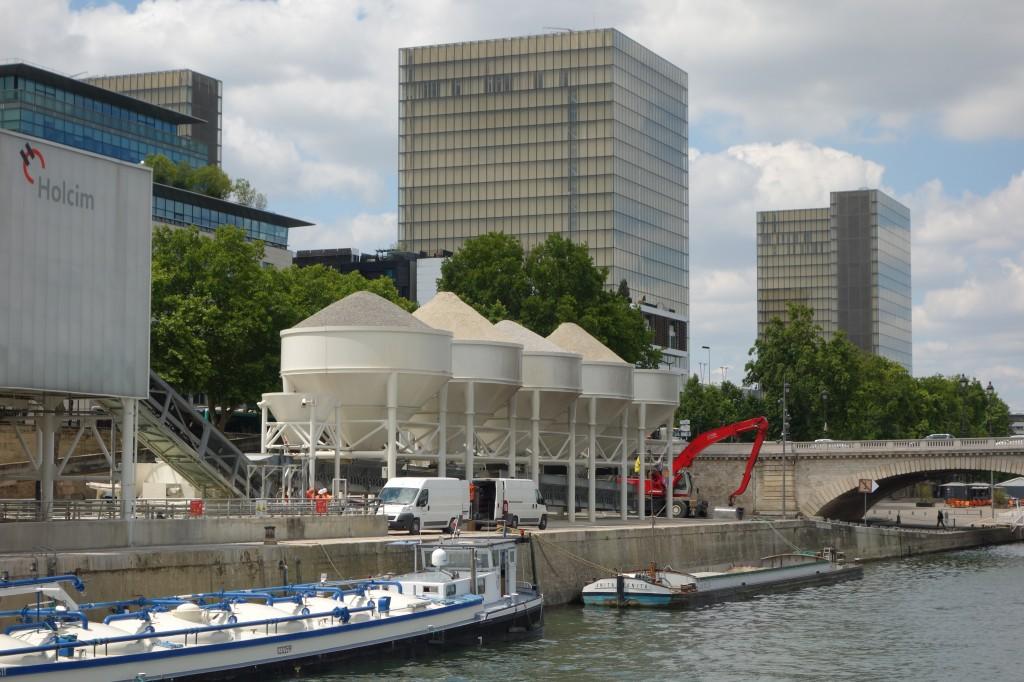 6. Vers une mixité des usages? Le port de Tolbiac (Jean Debrie, 25 juin 2014)