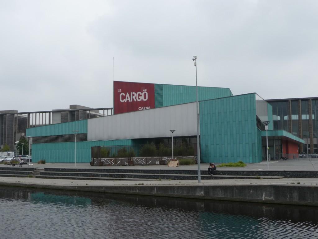Figure 8 – Le Cargö (Le Thomas, 2014)