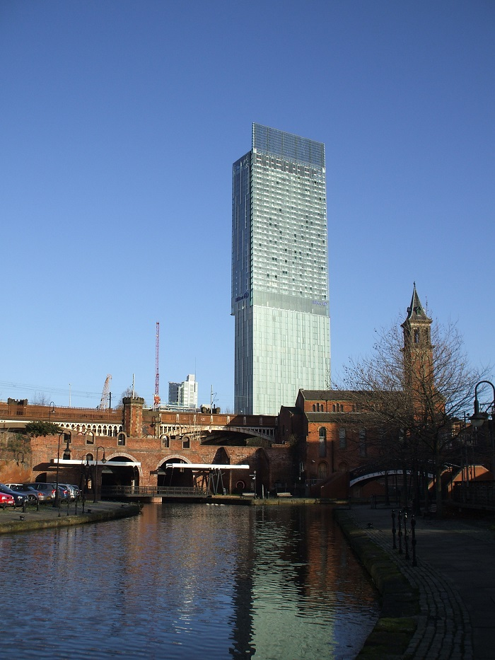 La Beetham Tower (Vincent Béal, 2006)