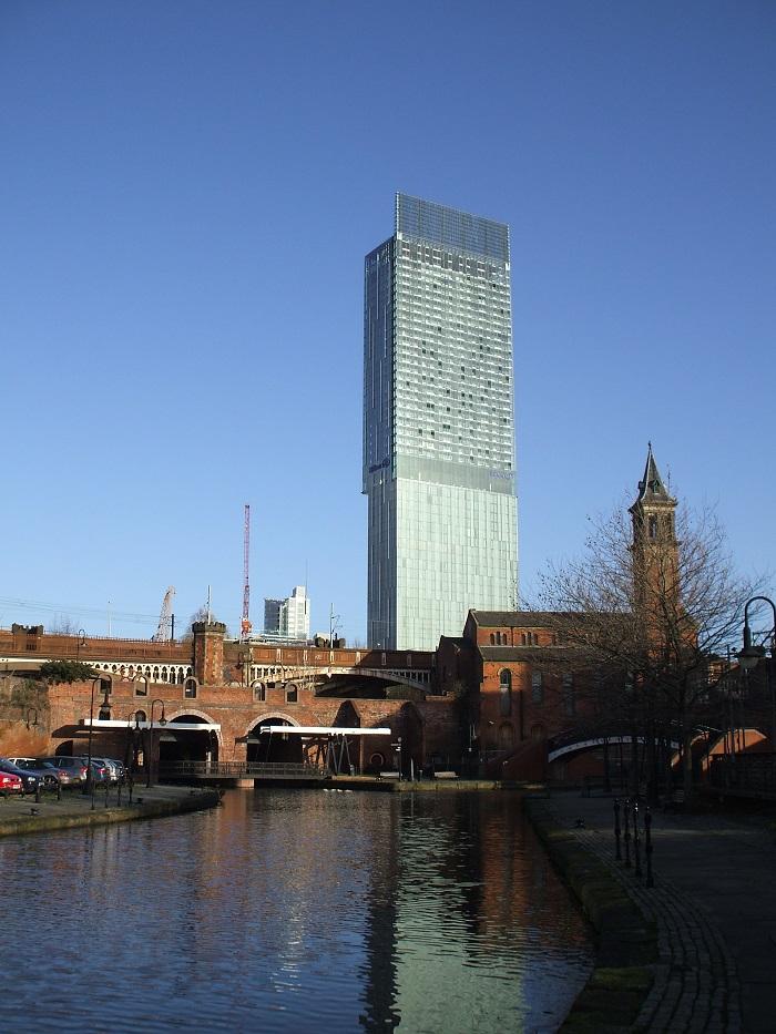 La Beetham Tower (Vincent Béal, 2006)
