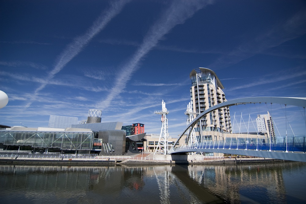 Salford Quays (City of Salford, 2014)