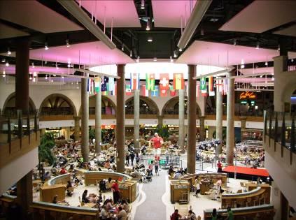 Centre commercial de Meadowhall, Sheffield (Max Rousseau, 2006)