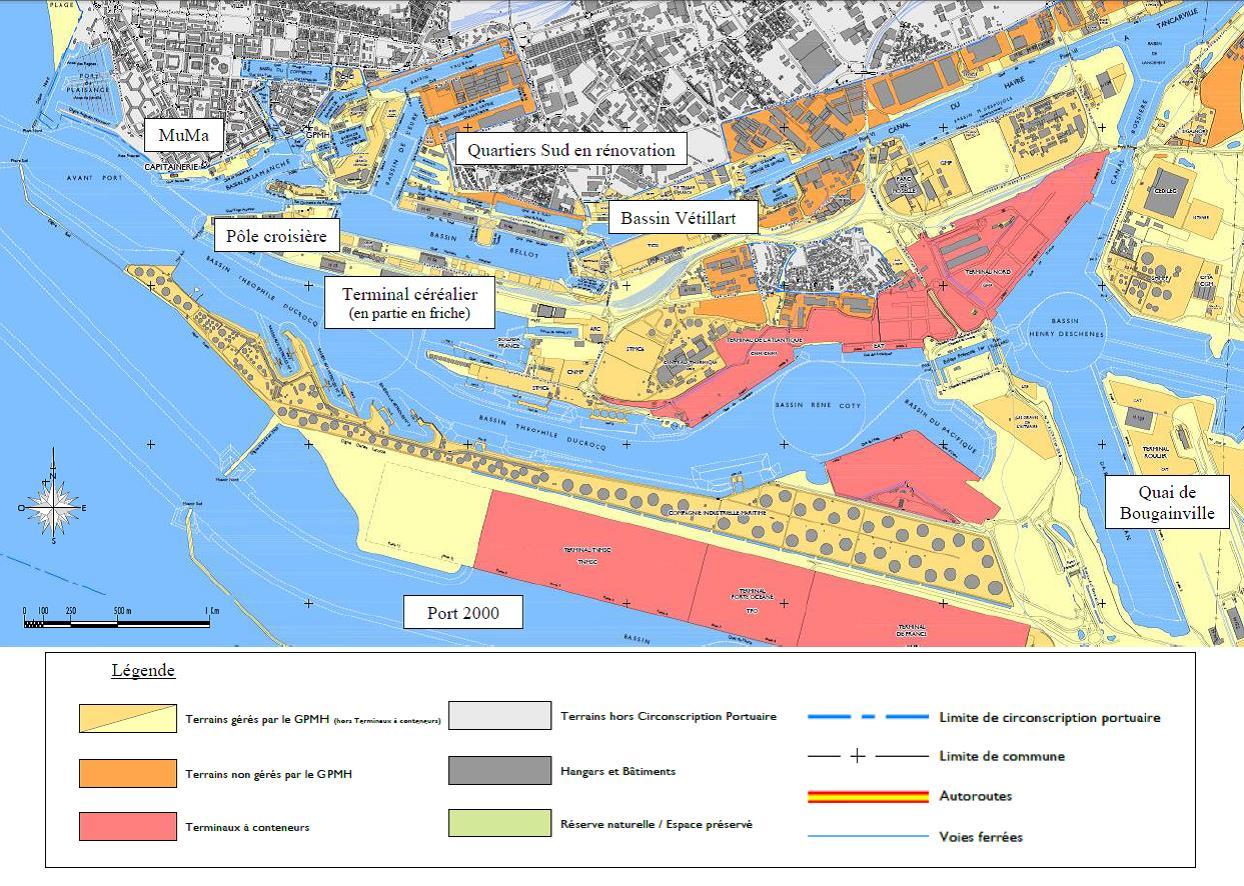 Entendu Entretien Le Havre Et Les Modeles Portuaires