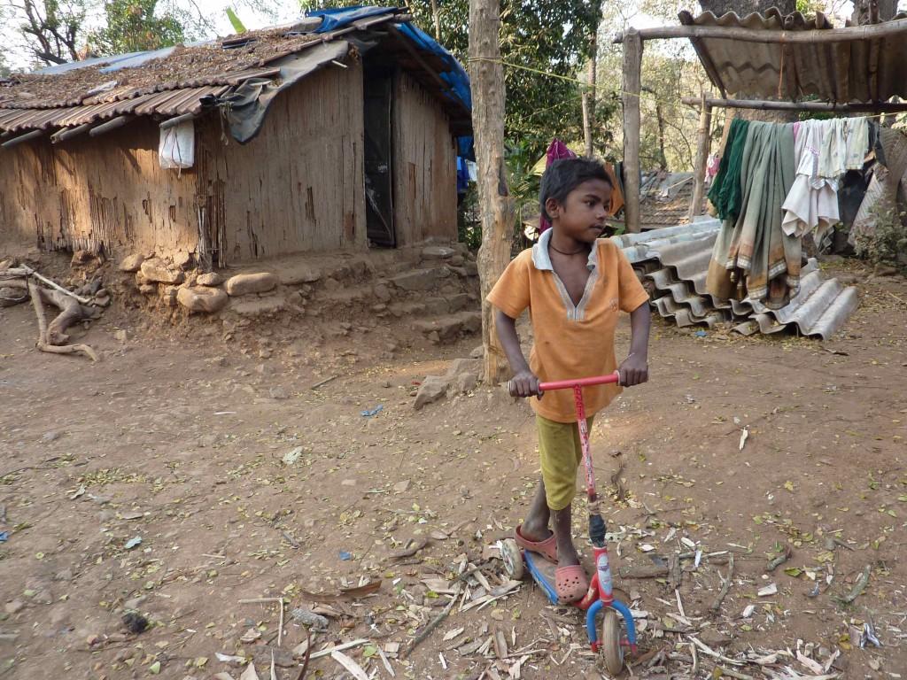 Un enfant Devipada adivasi (F. Landy, 2015).