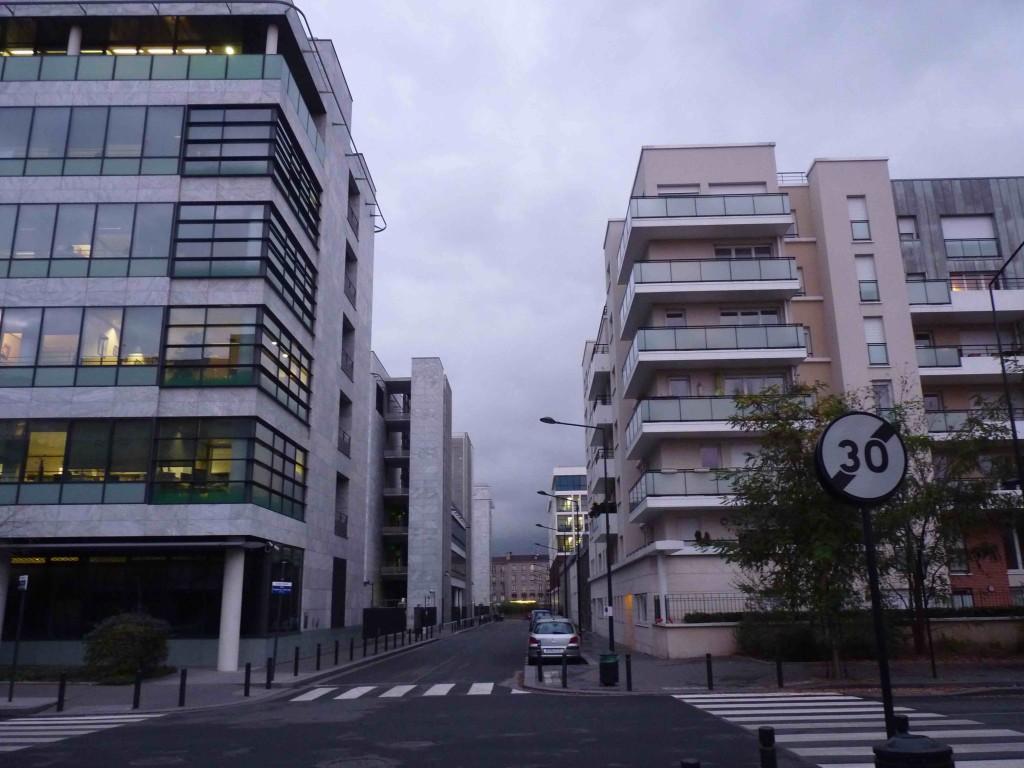 4. La Plaine Saint-Denis, immeubles de bureaux et de logements neufs (Albecker, 2011)