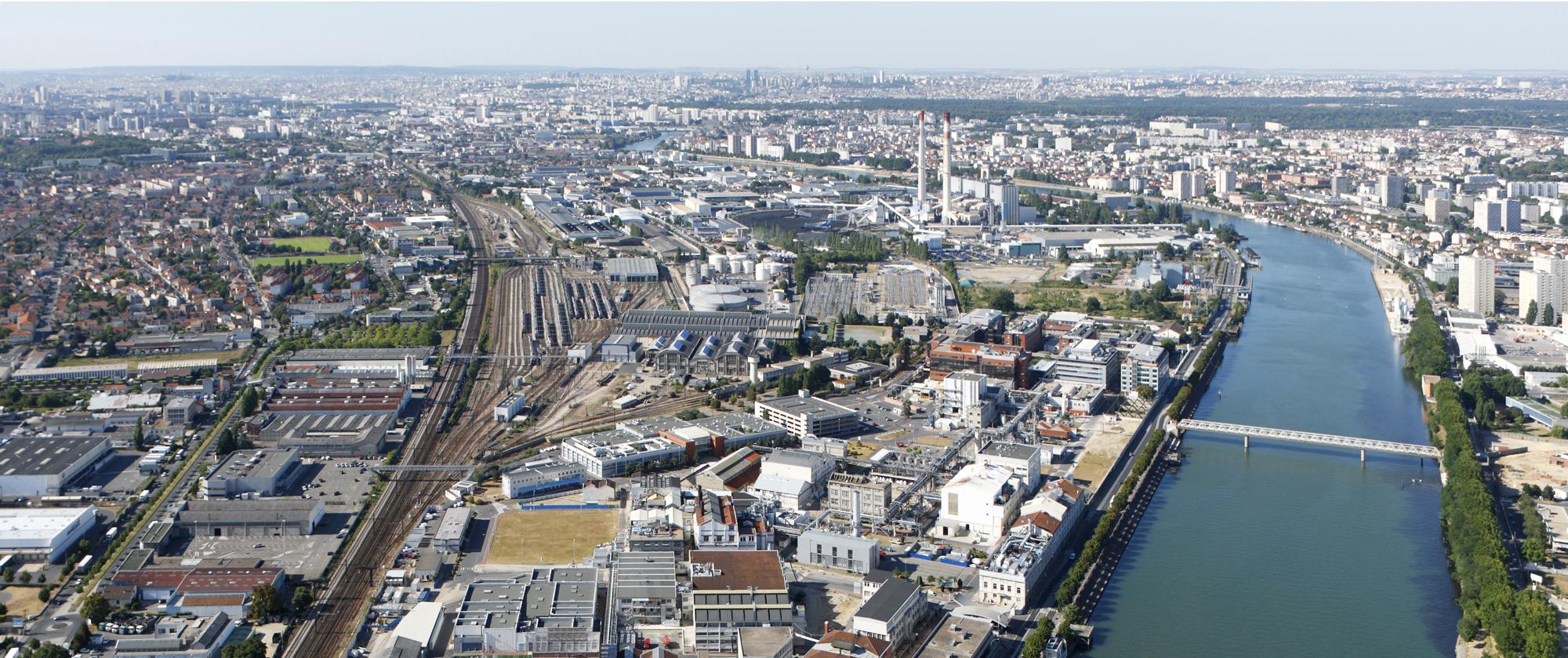Banlieues fran aises 2005 2015 edito urbanit s - Piscine avec pente douce vitry sur seine ...