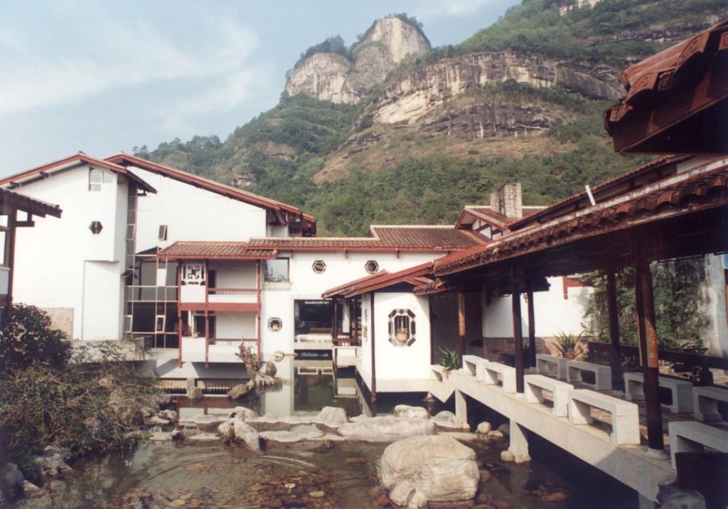 3. Hôtel de la Montagne Wuyi, Qi Kang, 1982-1983, Wuyi (Zou Denong)
