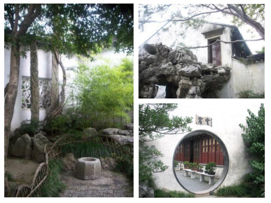 5. Jardin Maître des filets, fondé sous la dynastie des Song du sud (1127-1279), Suzhou (Wei Xiaoli, 2004)