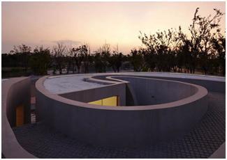 9. Galerie en spirale, Deshaus, 2009-2011, Shanghai (Deshaus)