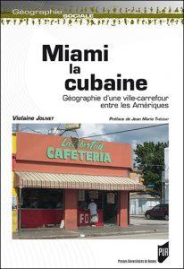 Miami la cubaine couv livre