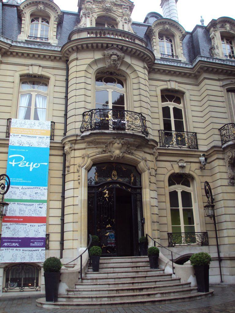 2. La Maison Dassault (Jounin, 2015)