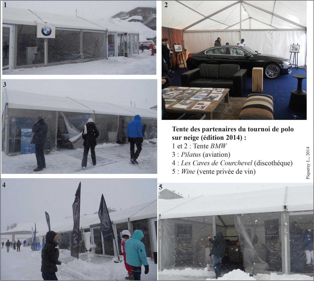 6. Visibilité des pratiques sélectives dans une manifestation:exemple du tournoi de polo sur neige (édition 2014) (Piquerey, 2014)