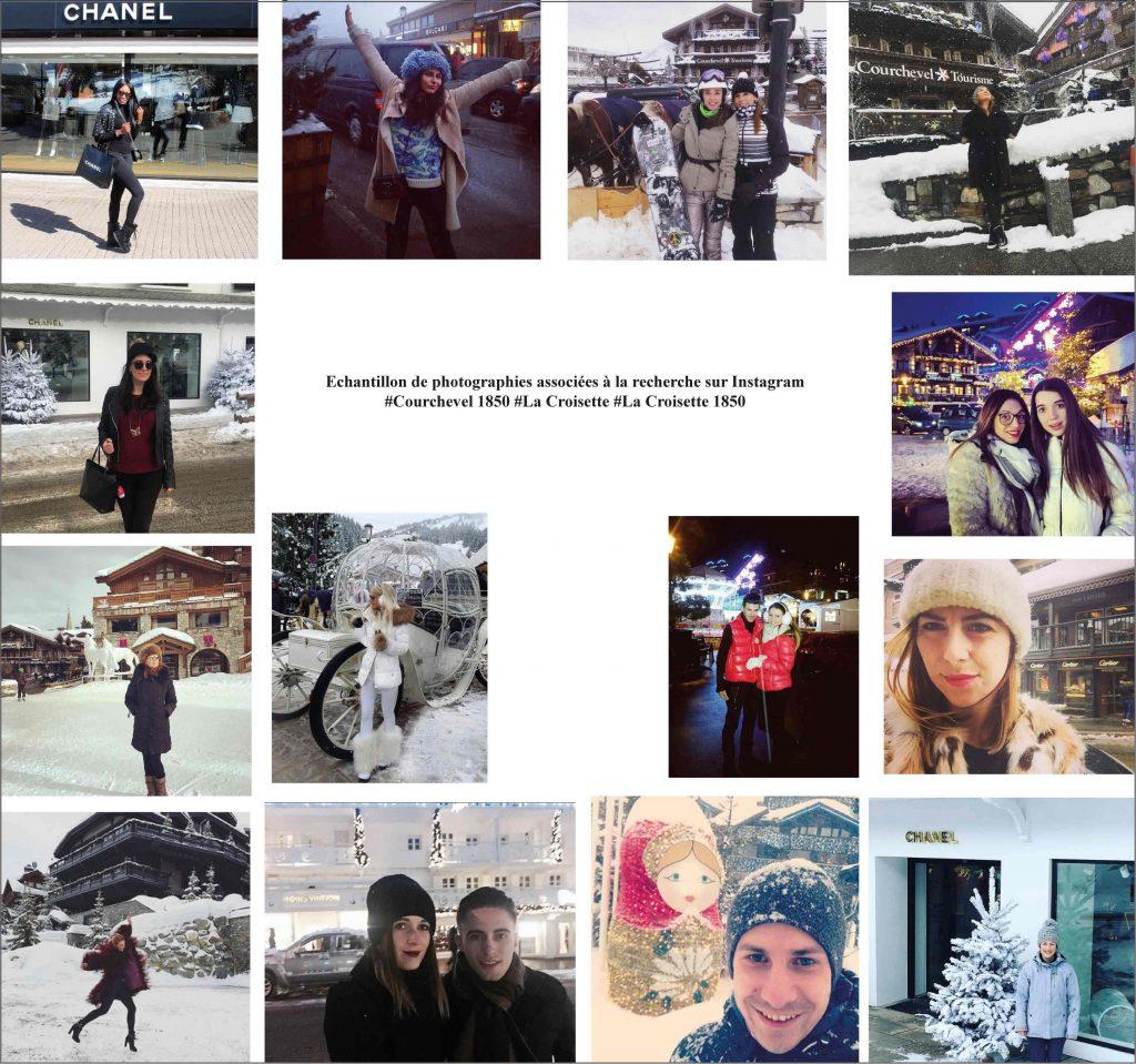 9. Se donner à voir dans l'espace public:exemple à partir d'Instagram (Instagram, 2016)