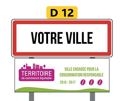 3. Vers un marquage territorial du titre Territoire de commerce équitable en France, la consommation responsable au détriment du commerce équitable (Territoires de commerce équitable, 2015)