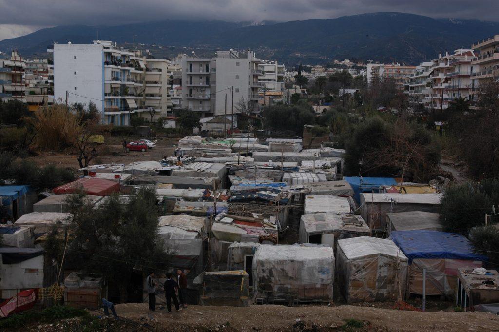3. Campement de Patras (Prestianni, 2009)