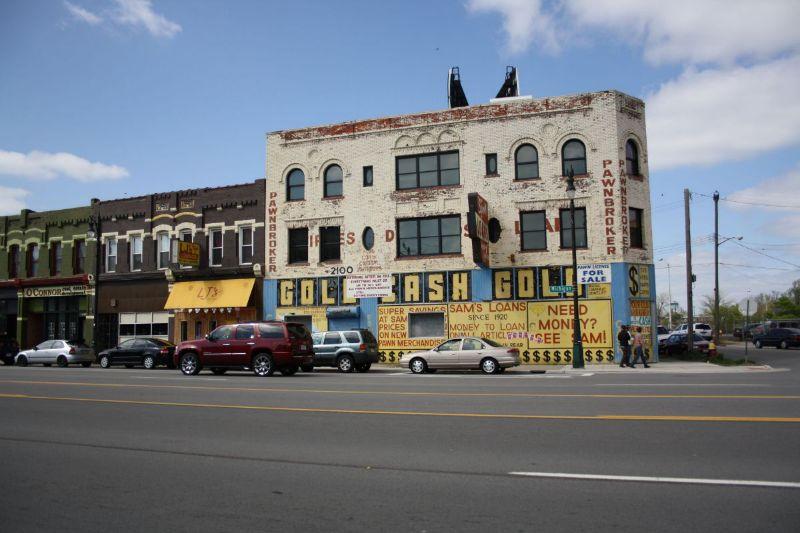 #3 Michigan Avenue / Wabash Street