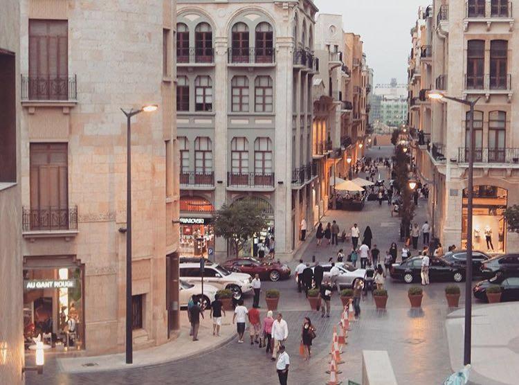 La production urbaine post-guerre à Beyrouth : quels effets de bling-bling ?