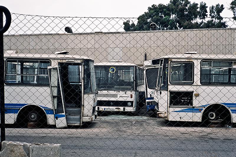 #16 Le Cimetière de Bus, Mar Mikhael